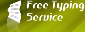 Free Typing Services